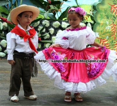 Ropa tradicional de Venezuela - Turismo.org