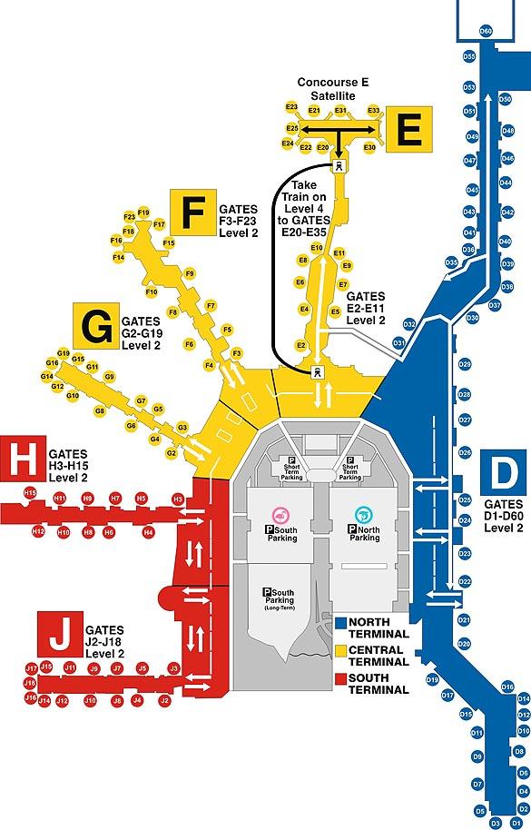 Donde Est 225 El Sal 243 N Am 233 Rica J En El Mapa Del Aeropuerto