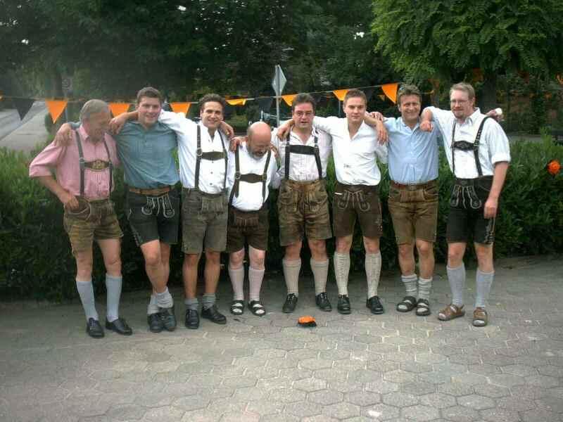 El traje típico de Alemania - Turismo.org efb10fcfd4b