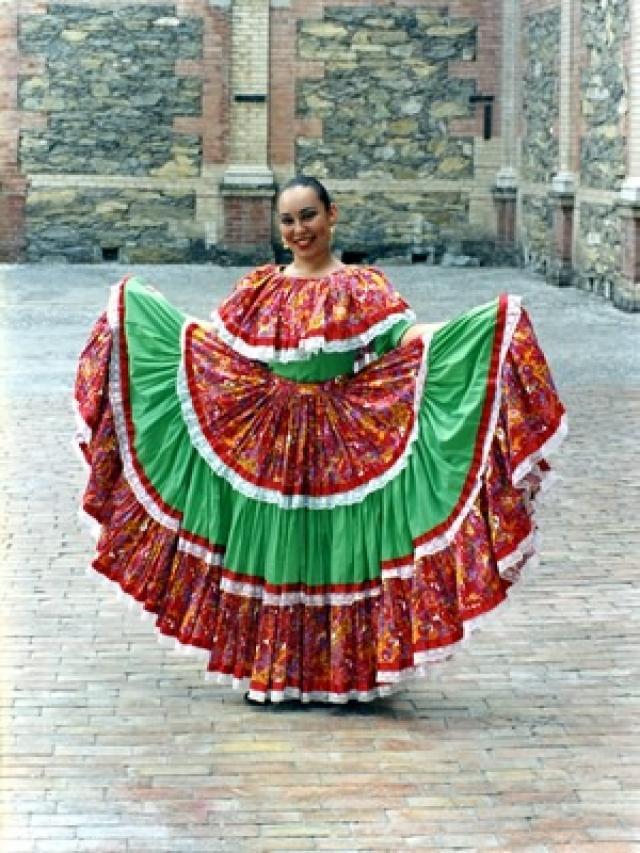 Trajes regionales de México - Turismo.org